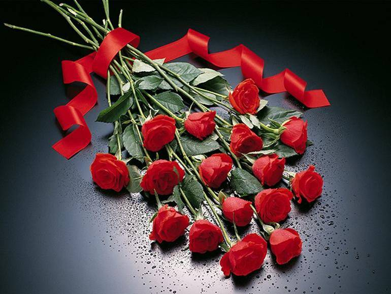 این هم دسته گلی زیبا تقدیم به خود خودم